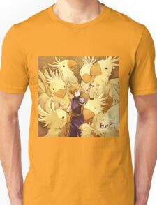 Cloud & Chocobo Unisex T-Shirt