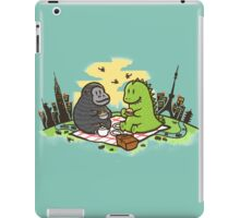 Let's have a picnic iPad Case/Skin