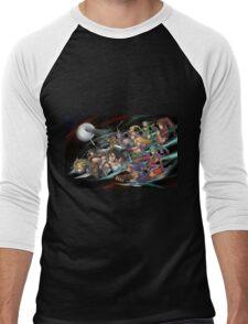 Heroe Legend Men's Baseball ¾ T-Shirt