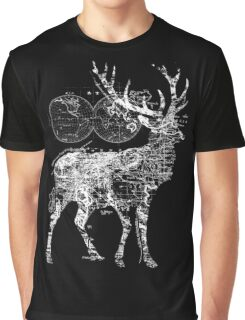 Deer Wanderlust Graphic T-Shirt