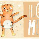Hug me by Judith Loske
