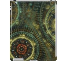 Steampunk Gears iPad Case/Skin