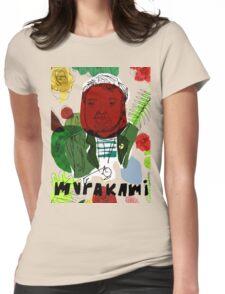 Haruki Murakami Womens Fitted T-Shirt