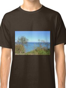Above Lake Michigan Classic T-Shirt