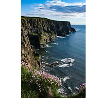 Cliffs Of Moher, Clare, Ireland Photographic Print