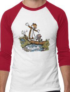 Survivor friends Men's Baseball ¾ T-Shirt