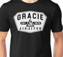 Gracie Brazilian  Jiu Jitsu martial arts EST 1925 Unisex T-Shirt