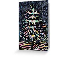 Christmas Tree - Kerry Beazley Greeting Card