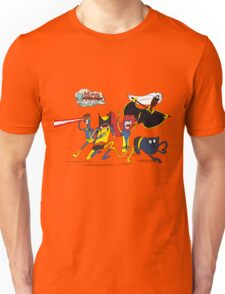 Marvel Time: X-Men - T-Shirt Version Unisex T-Shirt