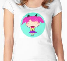 Kitty Kate Women's Fitted Scoop T-Shirt