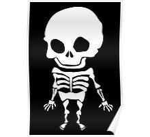 Little Skeleton Poster