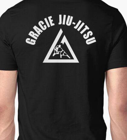 Gracie Jiu Jitsu Martial Arts Brazilian Unisex T-Shirt