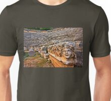 The ancient theater of Myra - Lycia, Turkey Unisex T-Shirt