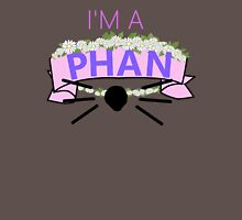 I'm a Phan Womens Fitted T-Shirt