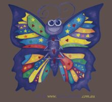 Yoga Butterfly; Namaste  Kids Clothes