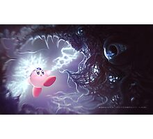 Charged Attack Photographic Print