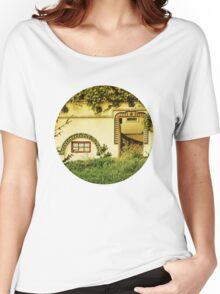 The Traditional Facade Women's Relaxed Fit T-Shirt