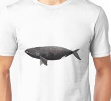 Northern right whale (Eubalaena glacialis) Unisex T-Shirt