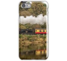 Steaming by The River iPhone Case/Skin