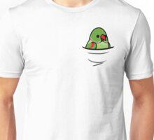 Too Many Birds! - Alexandrine Parakeet Unisex T-Shirt