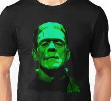 Frankenstein Monster Artwork Unisex T-Shirt