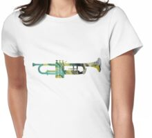 Trumpet Womens Fitted T-Shirt