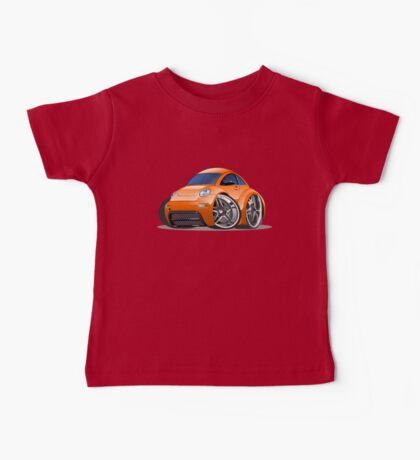 Cartoon car Baby Tee