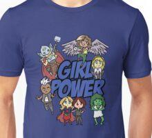Comics Girl Power Unisex T-Shirt