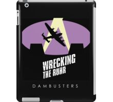 Dambusters - Wrecking the Ruhr iPad Case/Skin