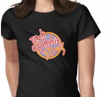 Jack Rabbit Slim's - Circle Logo Variant Two Womens Fitted T-Shirt