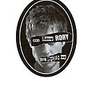 God Save Rory -Stickers by zerobriant