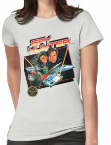 NES Spy Hunter  Womens Fitted T-Shirt
