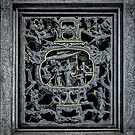 Longshan Temple Artistry by TonyCrehan