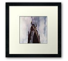 Off into the distance 2 Framed Print