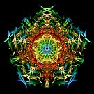 Energetic Geometry-   Multidimensional Power Star Energy by Leah McNeir
