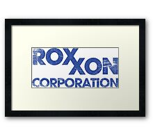 Roxxon Energy Corporation Framed Print