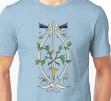 Three of Swords Unisex T-Shirt