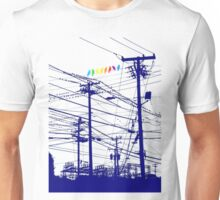RAINBOW BIRDS Unisex T-Shirt