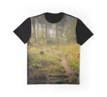mountain trail Graphic T-Shirt