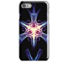 Energetic Geometry - Cybernetic Synaptic Control Theorem iPhone Case/Skin