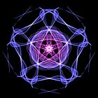 Energetic Geometry – Healing Star Flower of Harmonic Resonance . by Leah McNeir