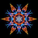 Energetic Geometry - Crystalline Creativity  by Leah McNeir