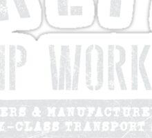 Firefly Shipworks, LTD Sticker