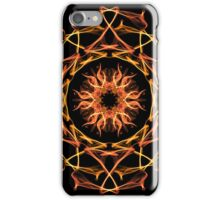 Energetic Geometry - Solar Blessing iPhone Case/Skin