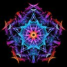 Energetic Geometry - The Magi's Wish   ... by Leah McNeir