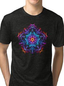 Energetic Geometry - The Magi's Wish    Tri-blend T-Shirt