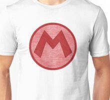 °GEEK° Mario Denim Logo Unisex T-Shirt