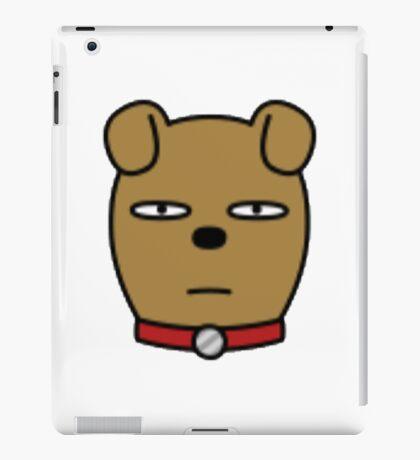 KakaoTalk Friends Frodo (Resting Face) iPad Case/Skin