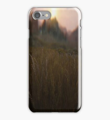 All about the grass iPhone Case/Skin