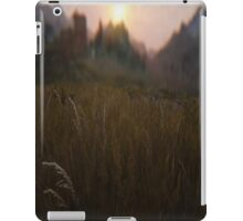 All about the grass iPad Case/Skin